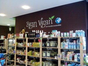 Begin Vegan