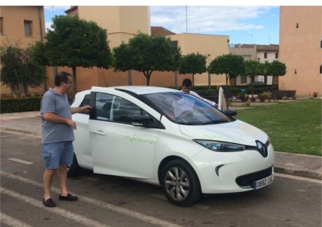AlternaCoop, movilidad eléctrica compartida